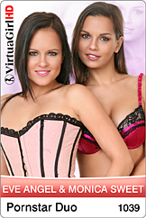Eve Angel & Monica Sweet